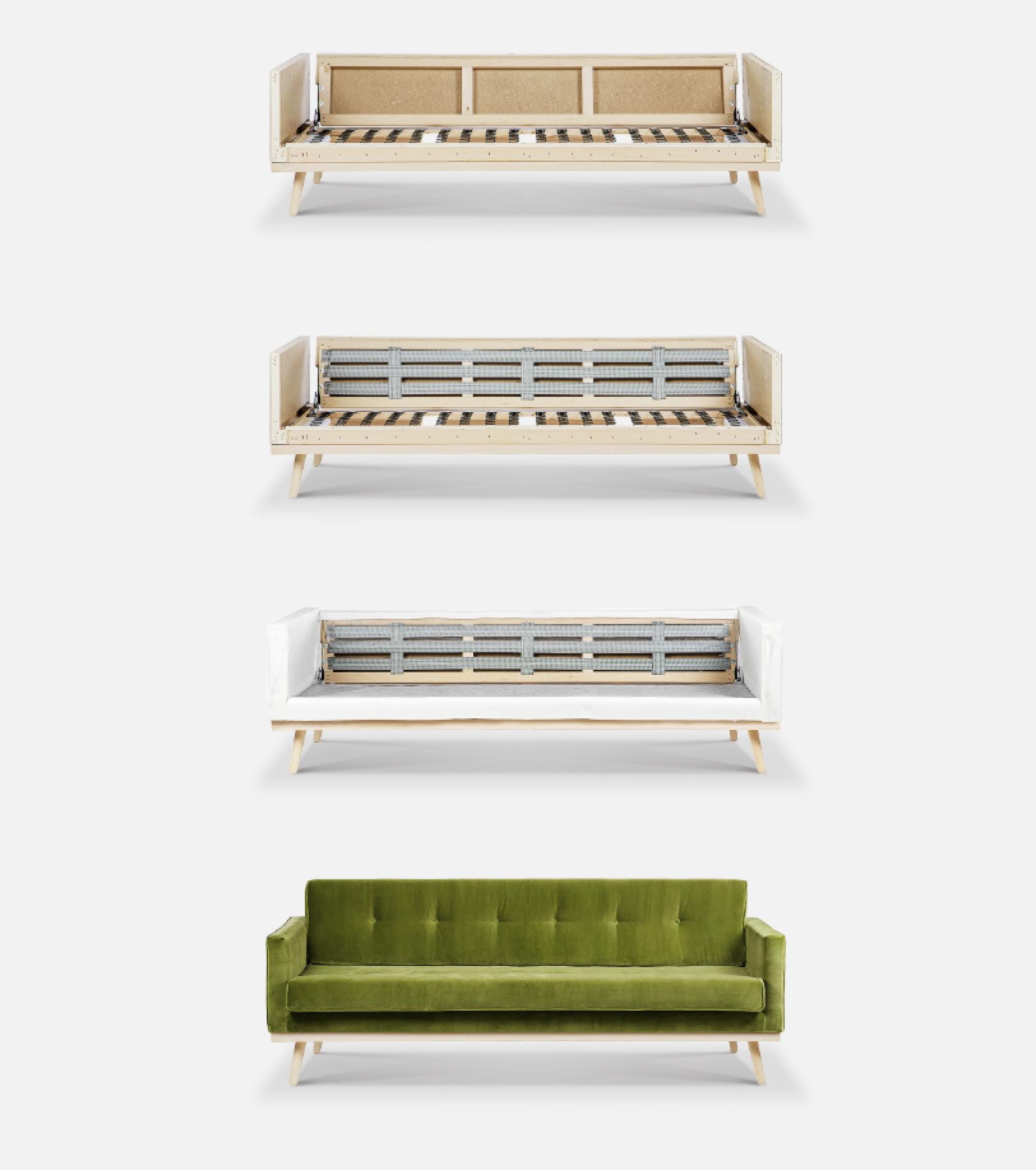 JAk powstaje Twoja sofa?